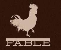Fable Restaurant Logo