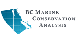 British Columbia Marine Conservation Analysis  Logo