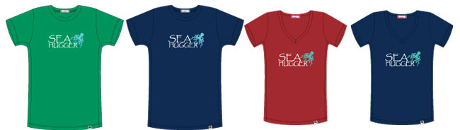 Sea Hugger T-shirts