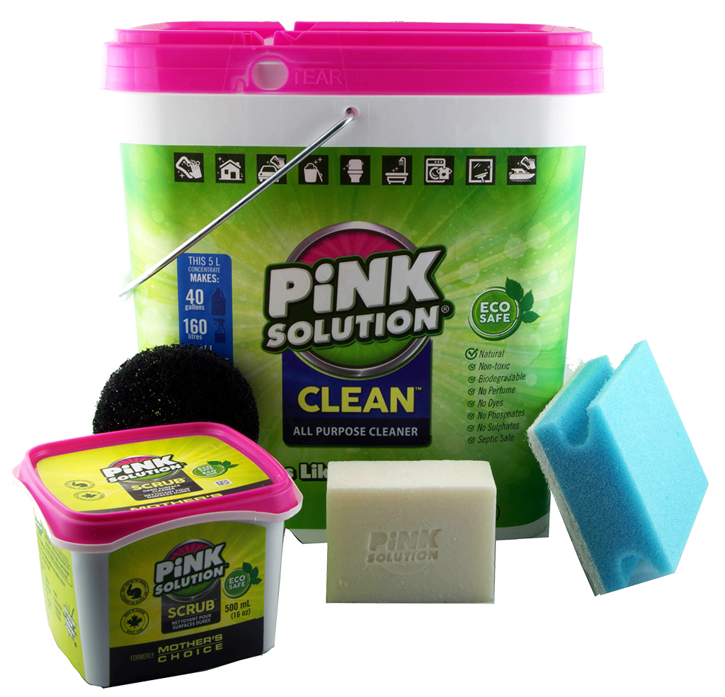 Pink Solution